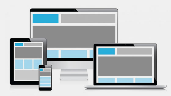 Conhece sites para tvs, tablets e Celulares? Saiba mais sobre o design responsivo